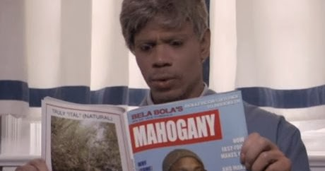 Image result for dave chappelle white man wife swap